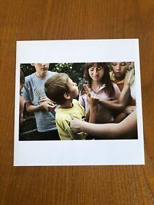 MAGNUM PHOTOGRAPHY Square Print SIGNED Jim Goldberg photograph