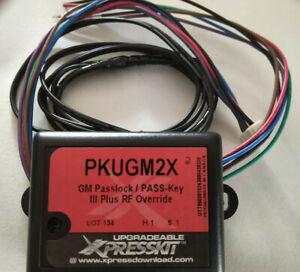 Xpresskit PKUGM2X Buick, Chev, GM, Pontiac, Saturn and Suzuki Bypass