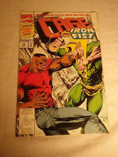 CAGE AND IRON FIRST  #12 Marvel Comics - Luke Cage Power Man (1993) Netflix