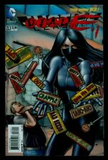 DC Comics New 52 JUSTICE LEAGUE #23.3 DIAL E Cover NM/M 9.8