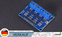 4 Kanal DC Motor-Treiber Board Stepper Treiber HG7881 für Arduino Raspberry Pi