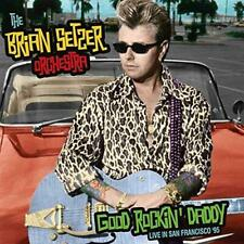 THE BRIAN SETZER ORCHESTRA ‎– GOOD ROCKIN' DADDY LIVE '95 2CDs (NEW/SEALED)