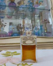 VTG SHOCKING DE SCHIAPARELLI Parfum 0.50 Oz 15ml Splash Approx. 65% Full