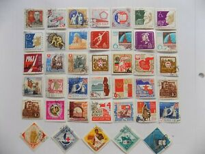 Russian collection of used comm. stamps off paper-7-28-K-We combine shipping
