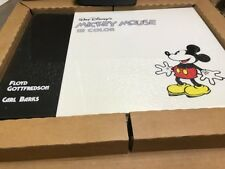 Walt Disney's Mickey Mouse hardcover in color Carl Barks & Gottfredson Limited