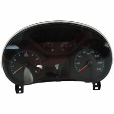 23231647 Instrument Cluster Speedometer Blue Dial Trim MPH 2015 Chevy Colorado