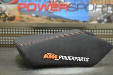 KTM RIDER ERGO COMFORT SEAT COMPLETE RC 390 2015 2016 20MM HEIGHT 90507940000