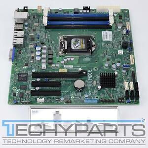 SUPERMICRO X10SLL-F uATX Server Motherboard Intel LGA 1150 DDR3 1600 w/IO Shield
