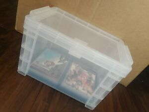 Toploader Storage NEW FOR BASKETBALL CARDS AND FOOTBALL CARDS IN TOPLOADERS