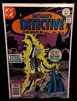 DETECTIVE COMICS 469 1st Appearance Doctor Phosphorus DC Simonson 1977 VF/NM