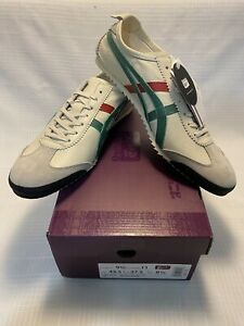 Onitsuka TigerMexico 66 Deluxe Nippon Made Shoes Men's Size 9.5 New with Box