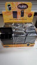 Wholesale lot cigarette cases 100s divider black