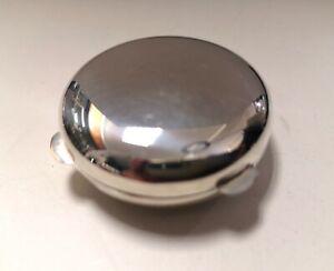 Porta pillole in argento 925
