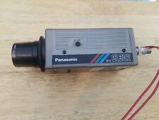 Panasonic Wv-Cl302 Color Cctv Ccd Camera