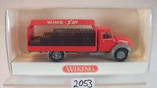 Wiking 1/87 n. 8480136 MAGIRUS MERCUR WIMO SIP carrello delle bevande OVP #2053