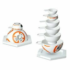 Star Wars BB-8 Measuring Cups Kitchenware - 6 Measuring Cups + Base