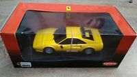 1:18 KYOSHO FERRARI 308 GTB QUATTROVALVOLE YELLOW DETAILED DIECAST MODEL CAR TOY