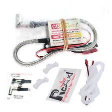 Rcexl Automatic Single Ignition for NGK ME8 1/4-32 90Degree+Universal Sensor kit
