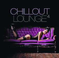 CD Chillout Lounge Vol.4 von Various Artists 2CDs