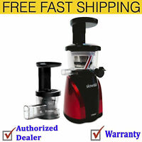 Tribest Slowstar Vertical Slow Juicer and Mincer SW-2000, Cold Press Masticating