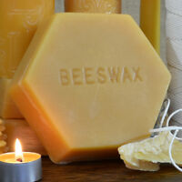 Grade B PURE BEESWAX 100% ALL NATURAL BEE WAX FROM OREGON BEES