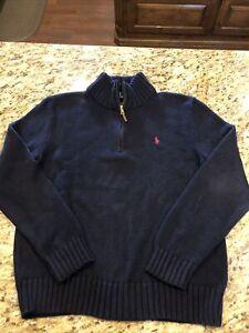 Mens Polo Ralph Lauren Pullover Sweater Size Lrg