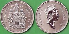 1999 Canada Half Dollar Graded as Specimen From Original Set