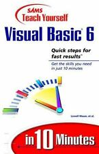 Sams Teach Yourself Visual Basic 6 in 10 Minutes