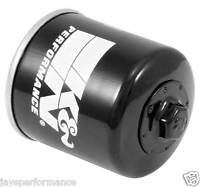 K&N PERFORMANCE OIL FILTER KN-303 FOR KAWASAKI ER6f 2007 - 2009