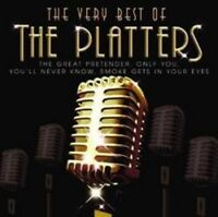 The Platters - Very Best Of (NEW CD)