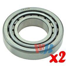 2 x Rear Wheel Bearing & Race Tapered Roller Bearing WT30208 Cross 30208 BR30208