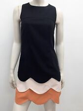 Sandro Ferrone , XS,  SHORT DRESS  NEW WITHOUT TAGS, multi color, made in Italy