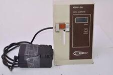 Skc Inc Serial No 302101 Cat No 712 Accuflow Digital Calibrator