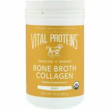 2x Vital Proteins Organic Bone Broth Collagen Unflavored Body Health Protection