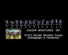 1/72 Caesar Miniatures   067 WWII German Mountain Troops toy soldiers