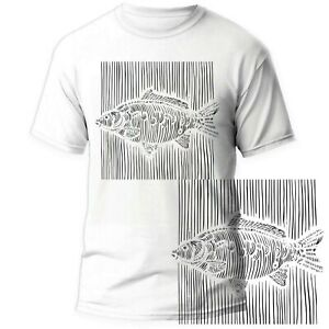 Angler T-Shirt Karpfen Carp Shirt  tolles Geschenk für Karpfen Fischer