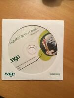 Brand New Sage 500 Fixed Assets Version 2010.1 CD.