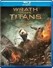Wrath of the Titans (Blu-ray/DVD, 2012)