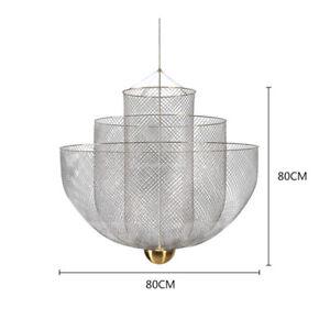 Chandelier LED Lamp Suspension Pendant Ceiling Light Gift