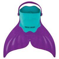 Finis Mermaid Recreational Monofin Swim Fin Purple NEW