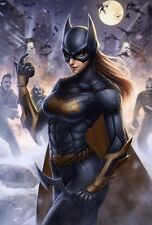 Sexy Batgirl Magnet # 4