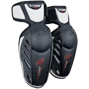 Fox Racing Youth Titan Race Elbow Gaurds Protection 04269-001-OS MX ATV MTB