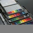 24/36/48/72 Water Soluble Watercolor Sketching Drawing Pencil Set Meatal Tin Box