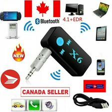 Wireless X6 EDR 4.1V Bluetooth 3.5mm AUX Audio Stereo Music Receiver Adapter CA