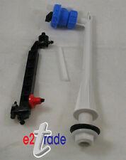 Entrée inférieure bras réglable vanne de remplissage plastique B704A Opella delchem delb 65