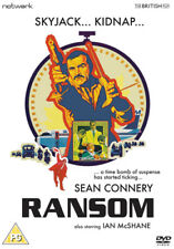 Ransom DVD (2014) Sean Connery, Wrede (DIR) cert PG ***NEW*** Quality guaranteed