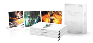 Final Fantasy VII VIII IX Strategy Guides Box Set Collectors FF7 FF8 FF9