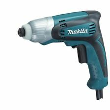 "Makita Td0100 Electric Compact 1.4"" Impact Driver Drill 100Nm 220V"