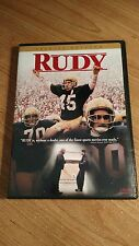 Rudy (DVD Special Edtion) Sean Astin / Norte Dame Classic College football movie