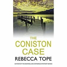 Rebecca Tope, The Coniston Case (Lake District Mysteries), Very Good Book